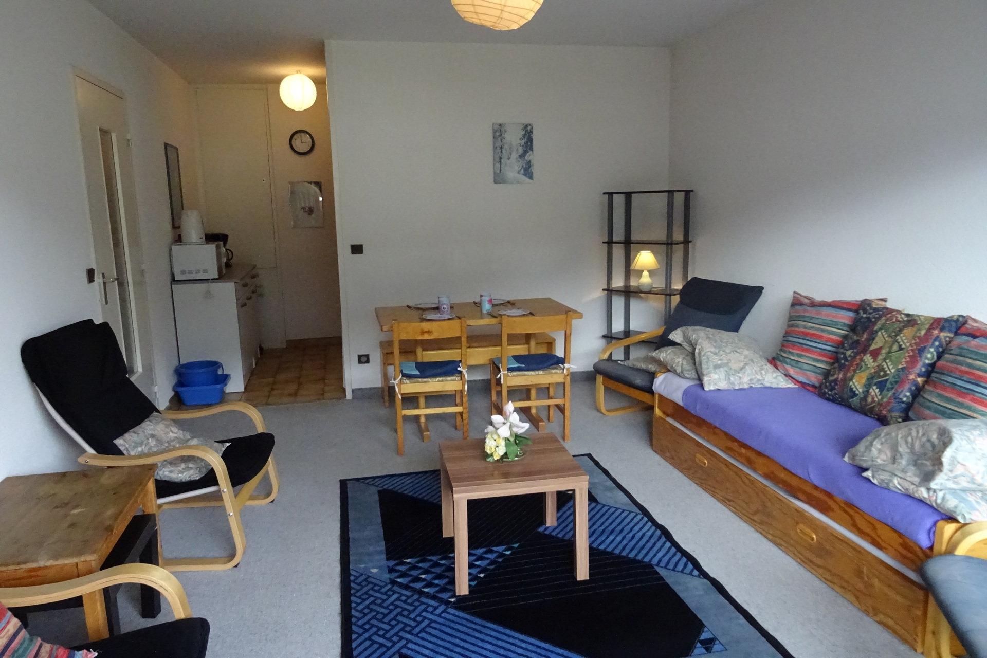 Appartement 2 pièces Bourg Saint Maurice en...