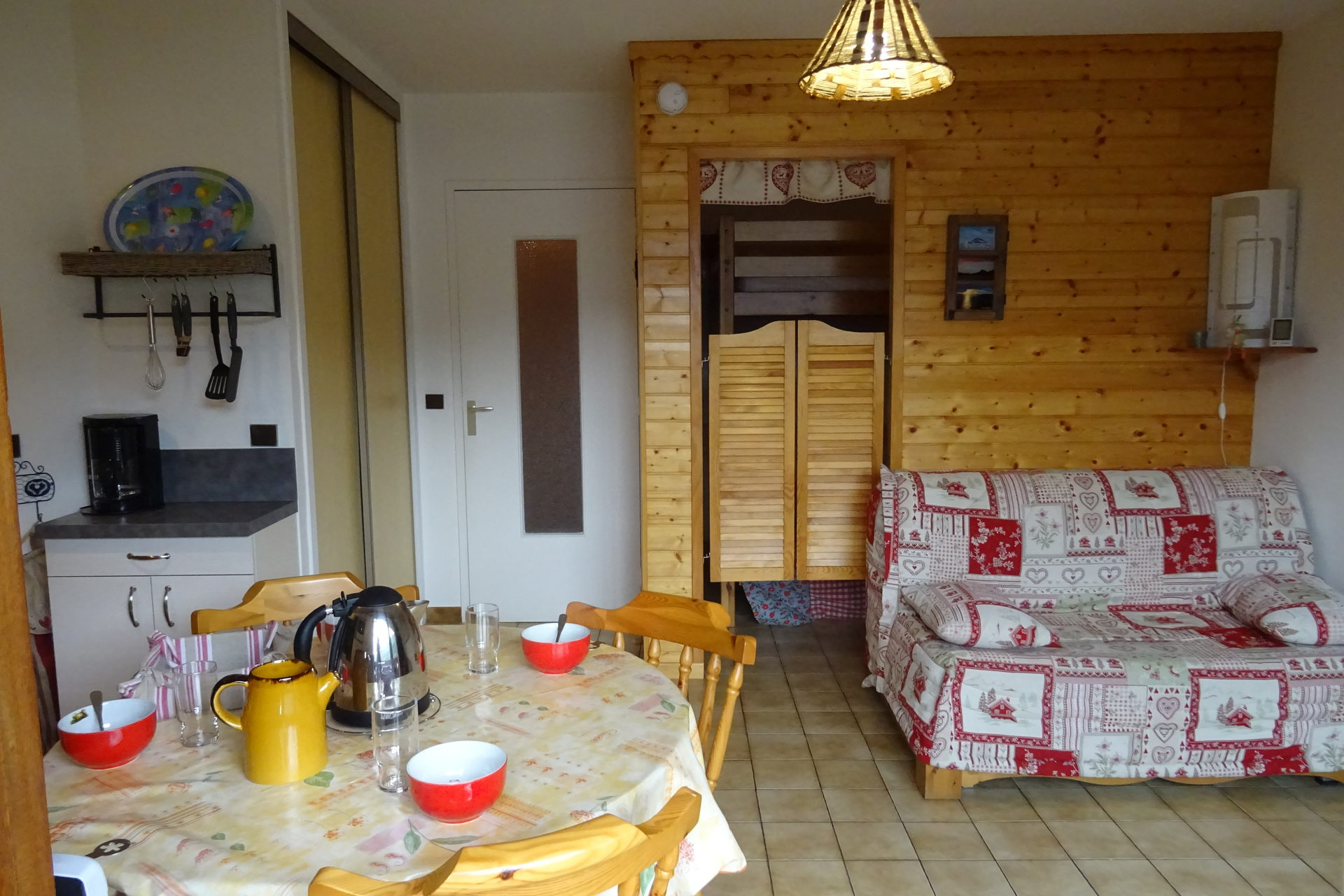 Cosy studio for 4 persons in Bourg Saint Maurice...