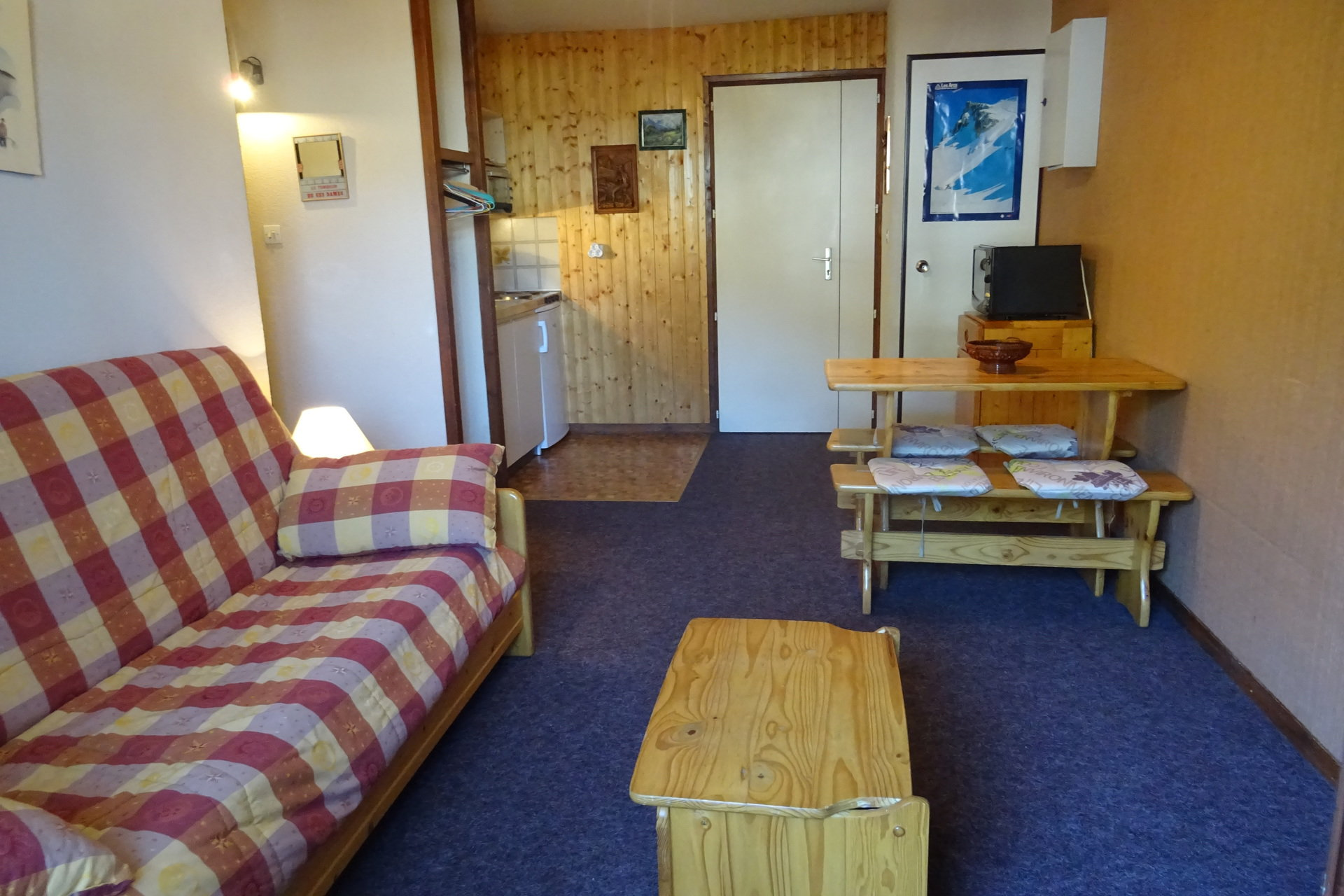 Appartement 2 pièces 4 personnes  personnes à...