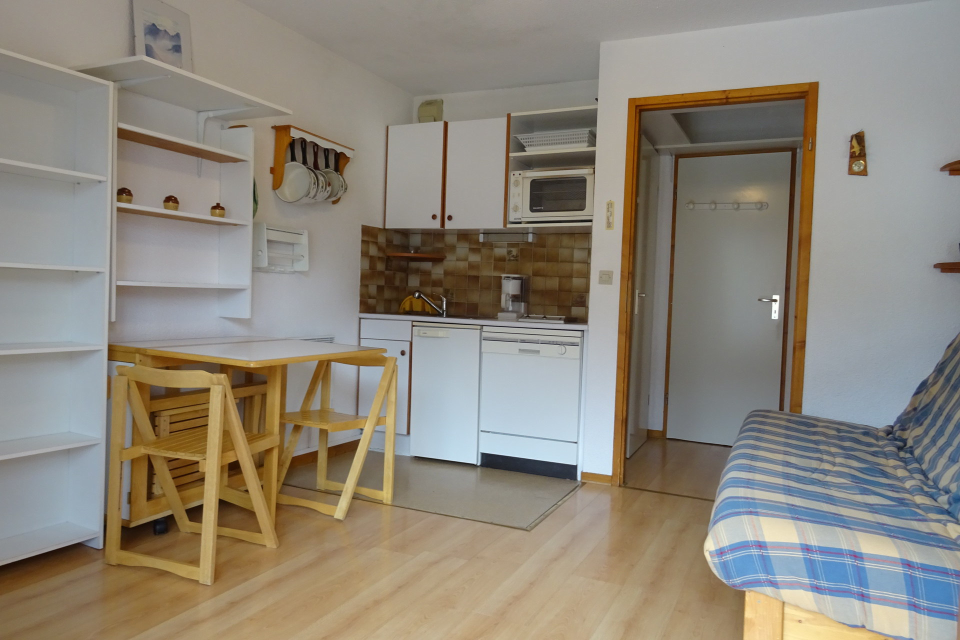 studio for 4 in Bourg Saint Maurice close to...
