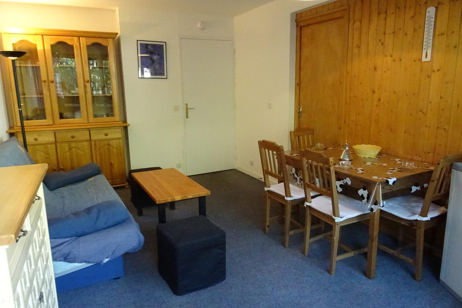 Appartement 2 pièces 4 personnes à Bourg Saint...