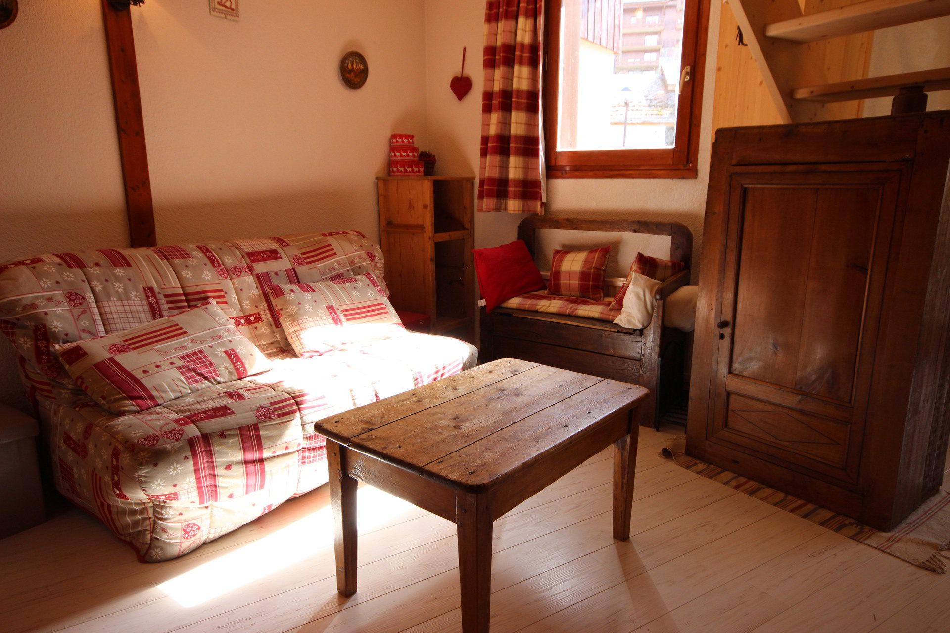 Appartement 3 pièces plus mezzanine 8 personnes...