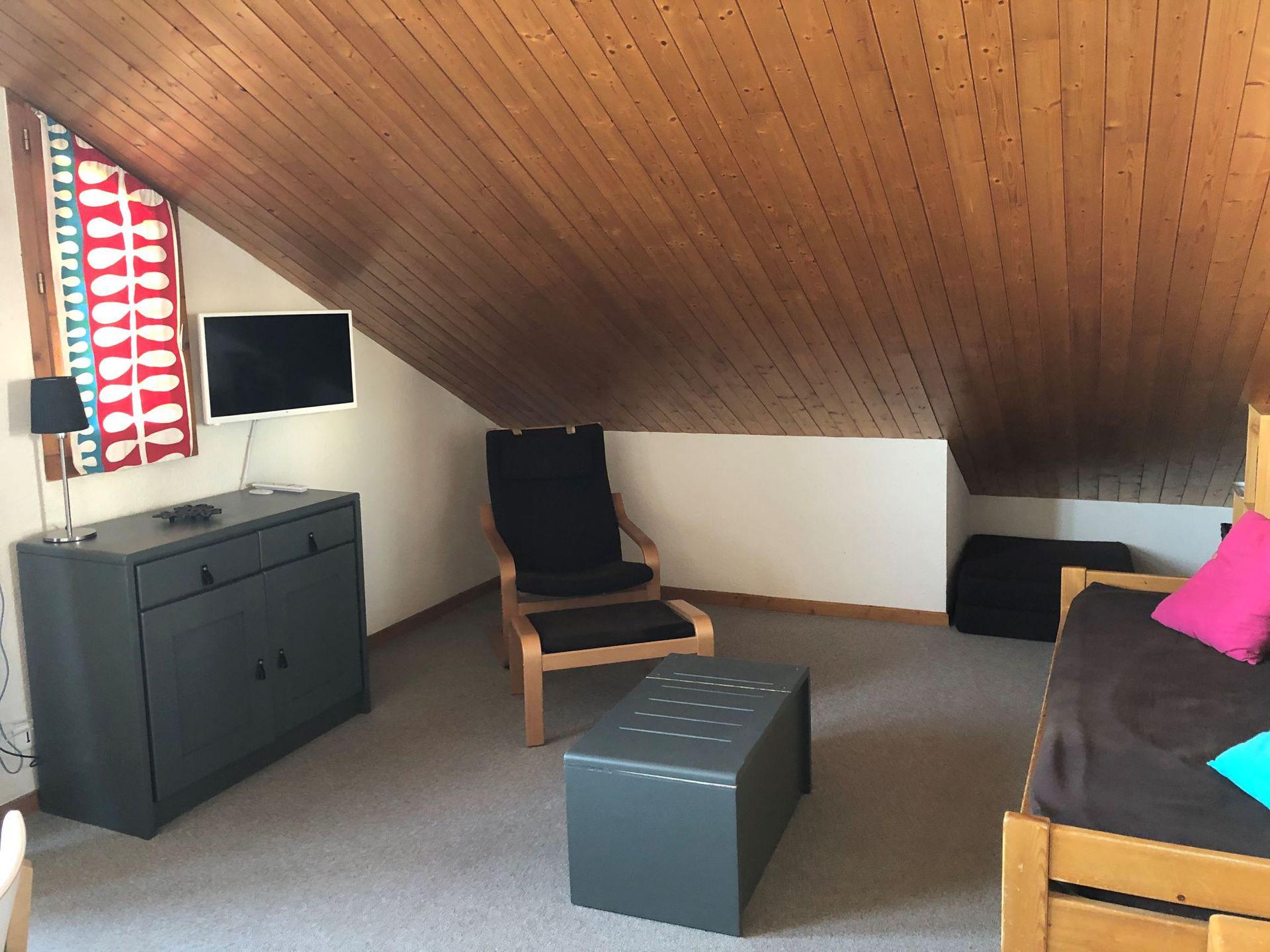 Appartement 2 pièces 5 personnes à Vallandry en...