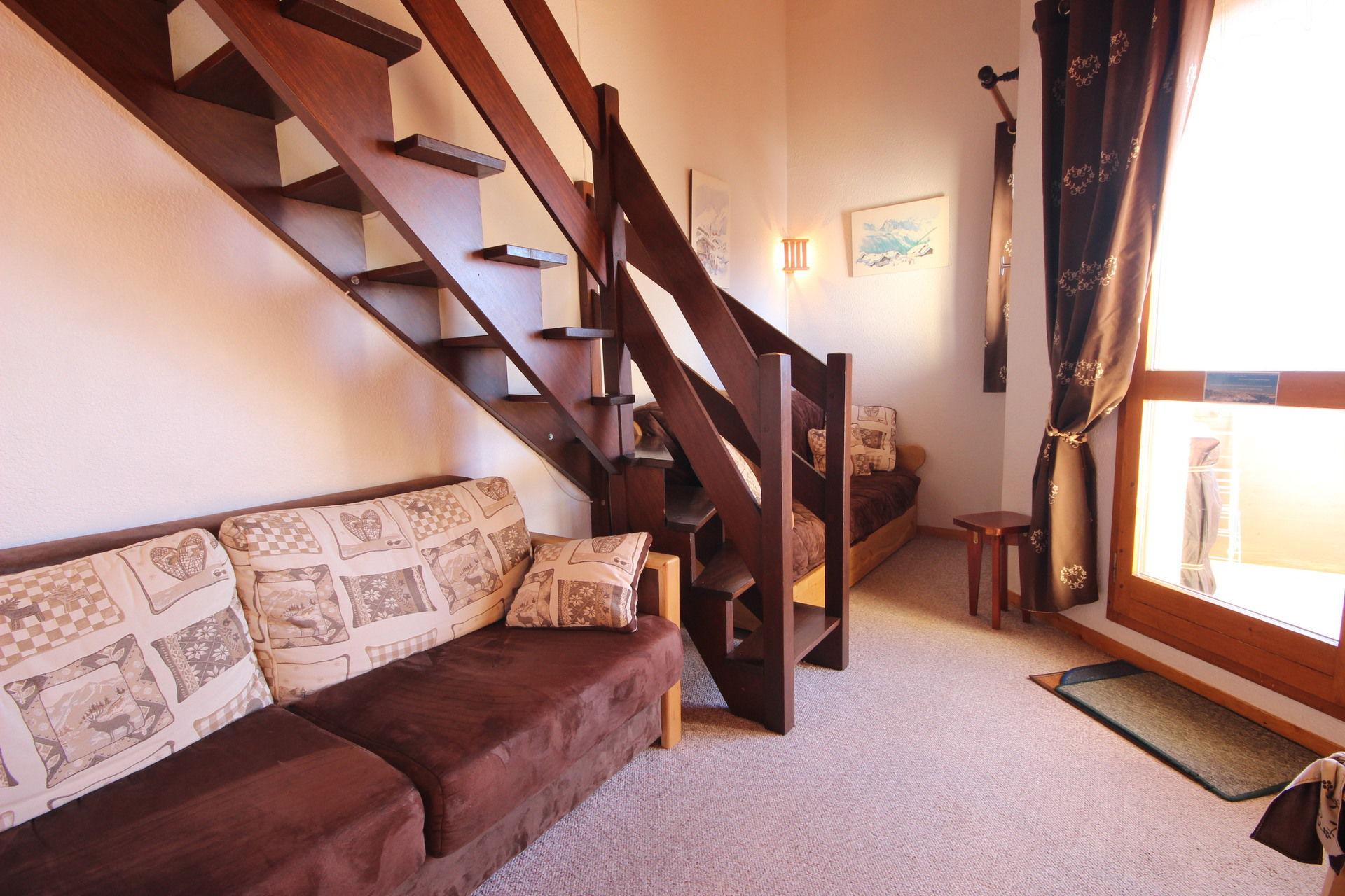 Appartement 2 pièces à Vallandry en centre...
