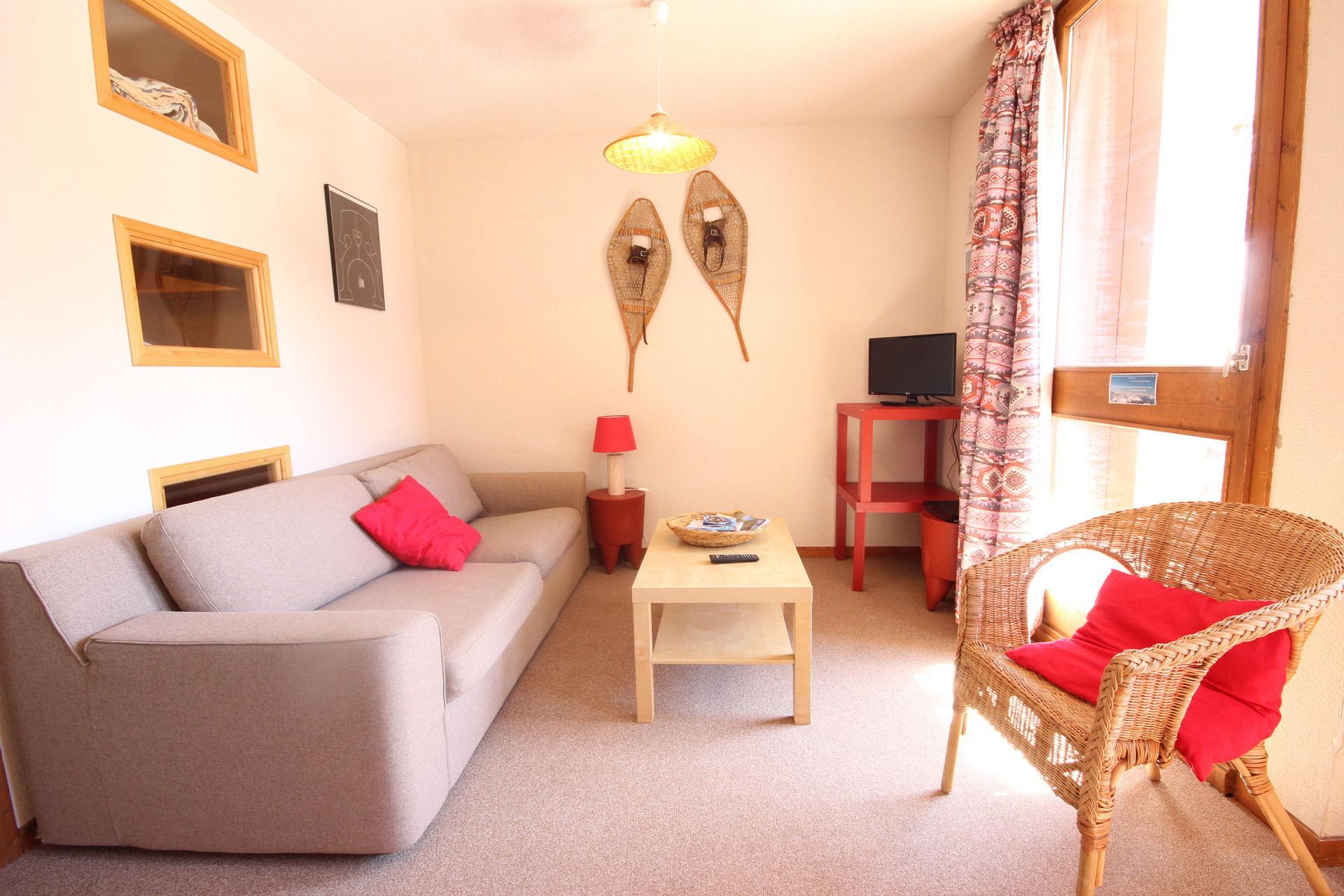 Appartement 2 pièces 6 personnes à Vallandry en...