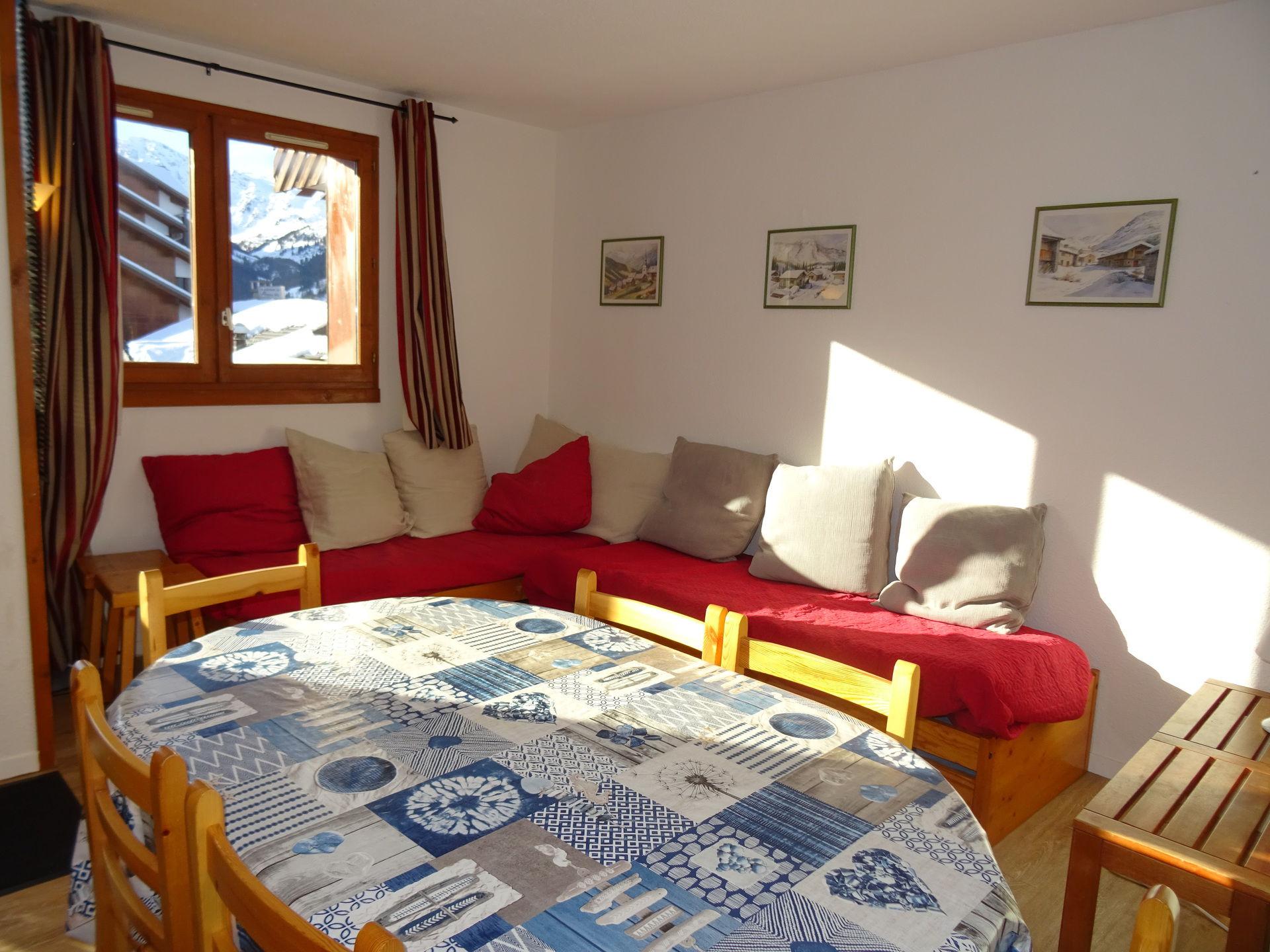 Appartement 4 pièces 8 personnes à Vallandry en...