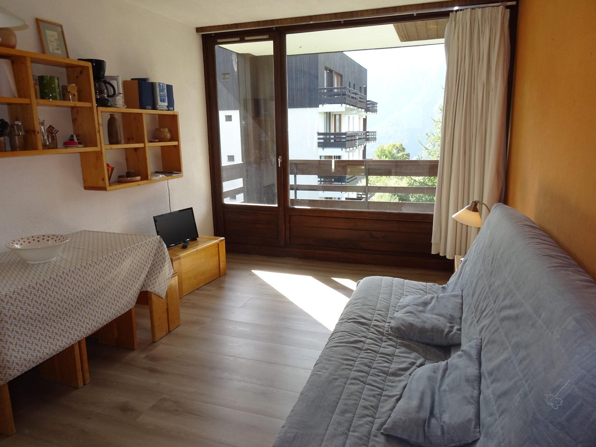 Appartement 2 pièces 6 personnes à Plan Peisey...