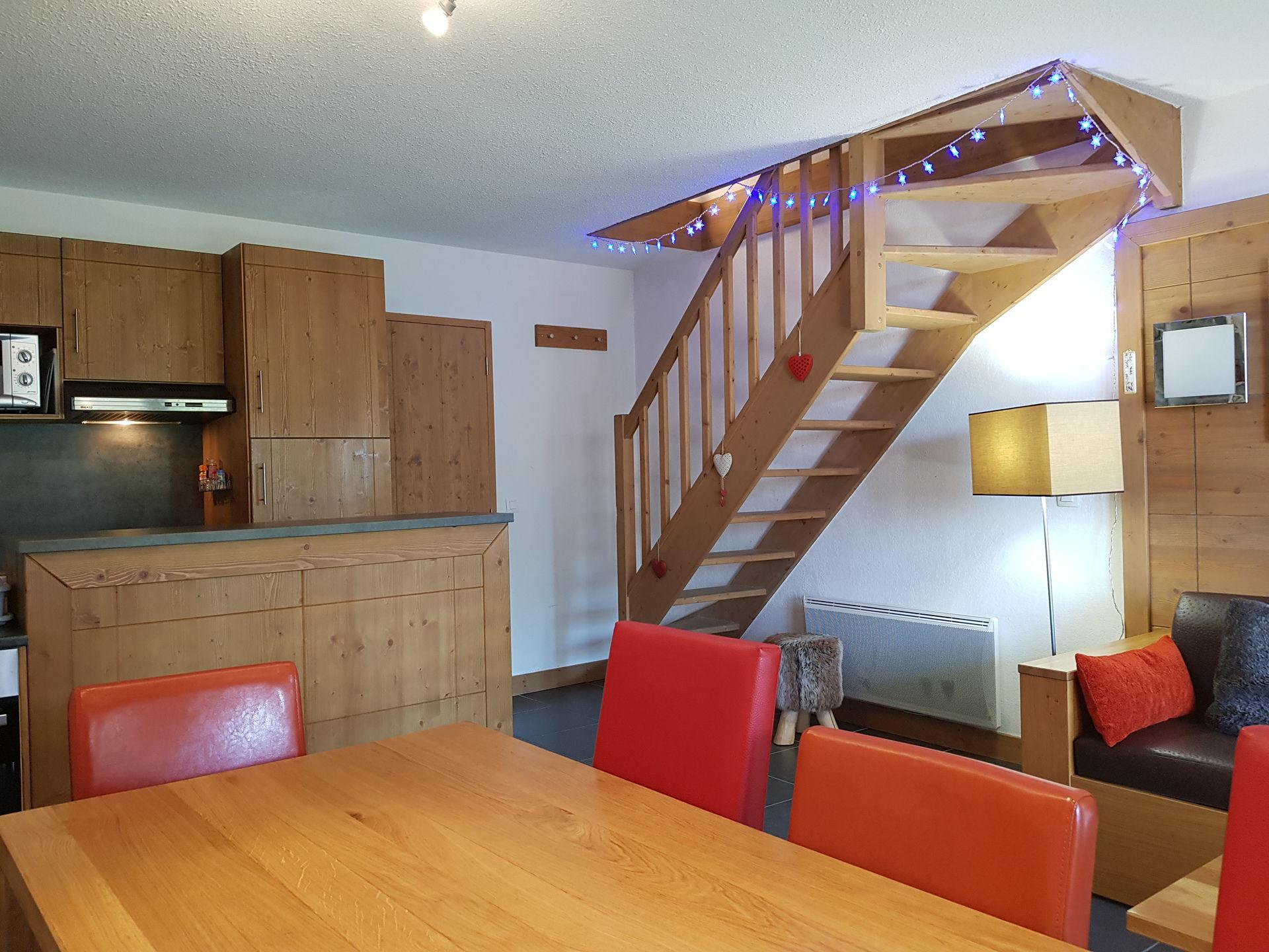 Appartement 3 pièces  8 personnes à Arc 1600 à...