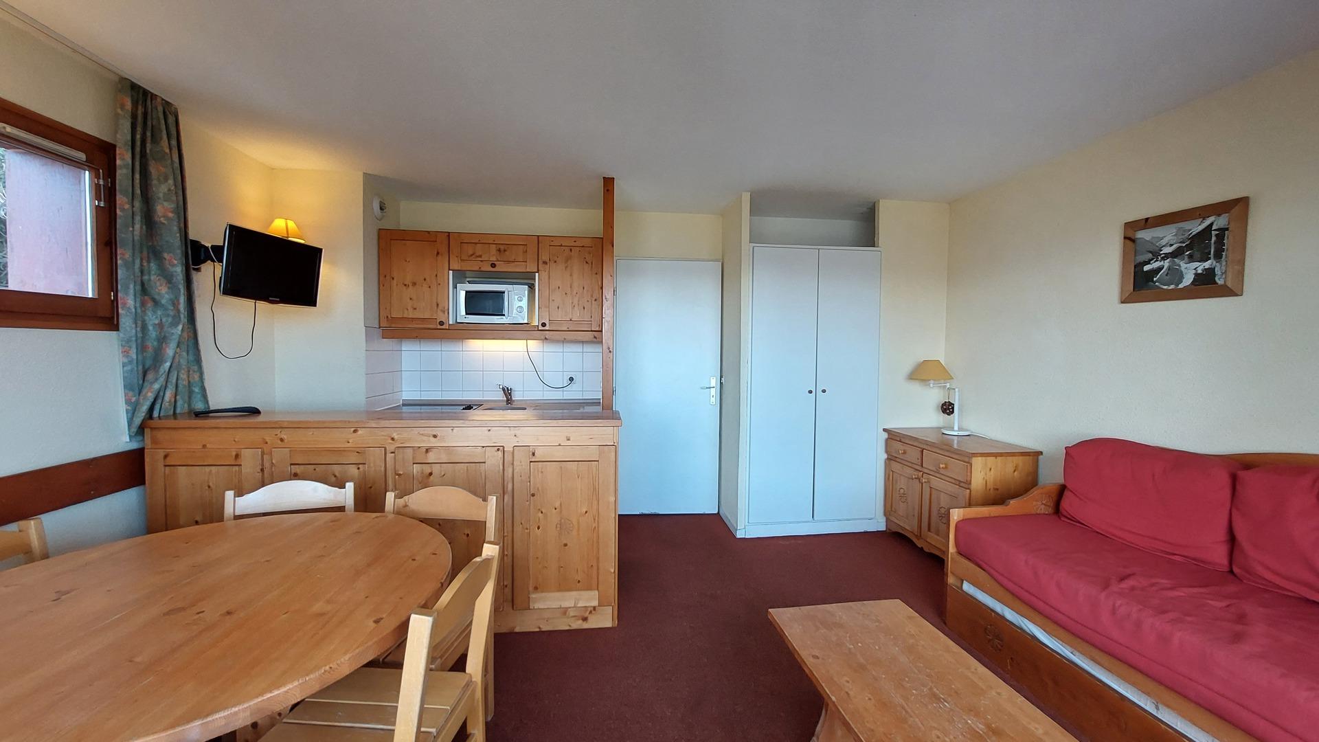 Appartement 3 pièces pour 6 personnes dans une...