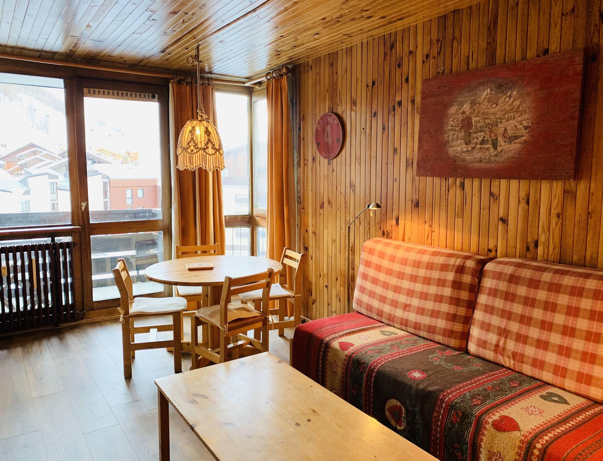 Appartement 2 pièces 4 personnes à Val d'Isère,...