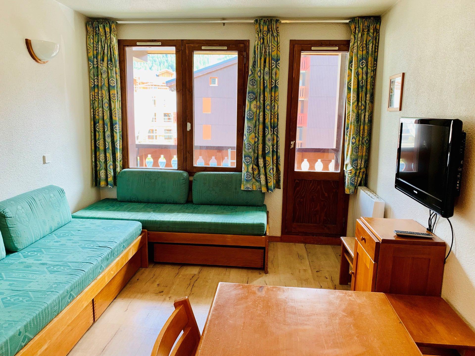 Appartement 2 pièces pour 4 personnes à Val...