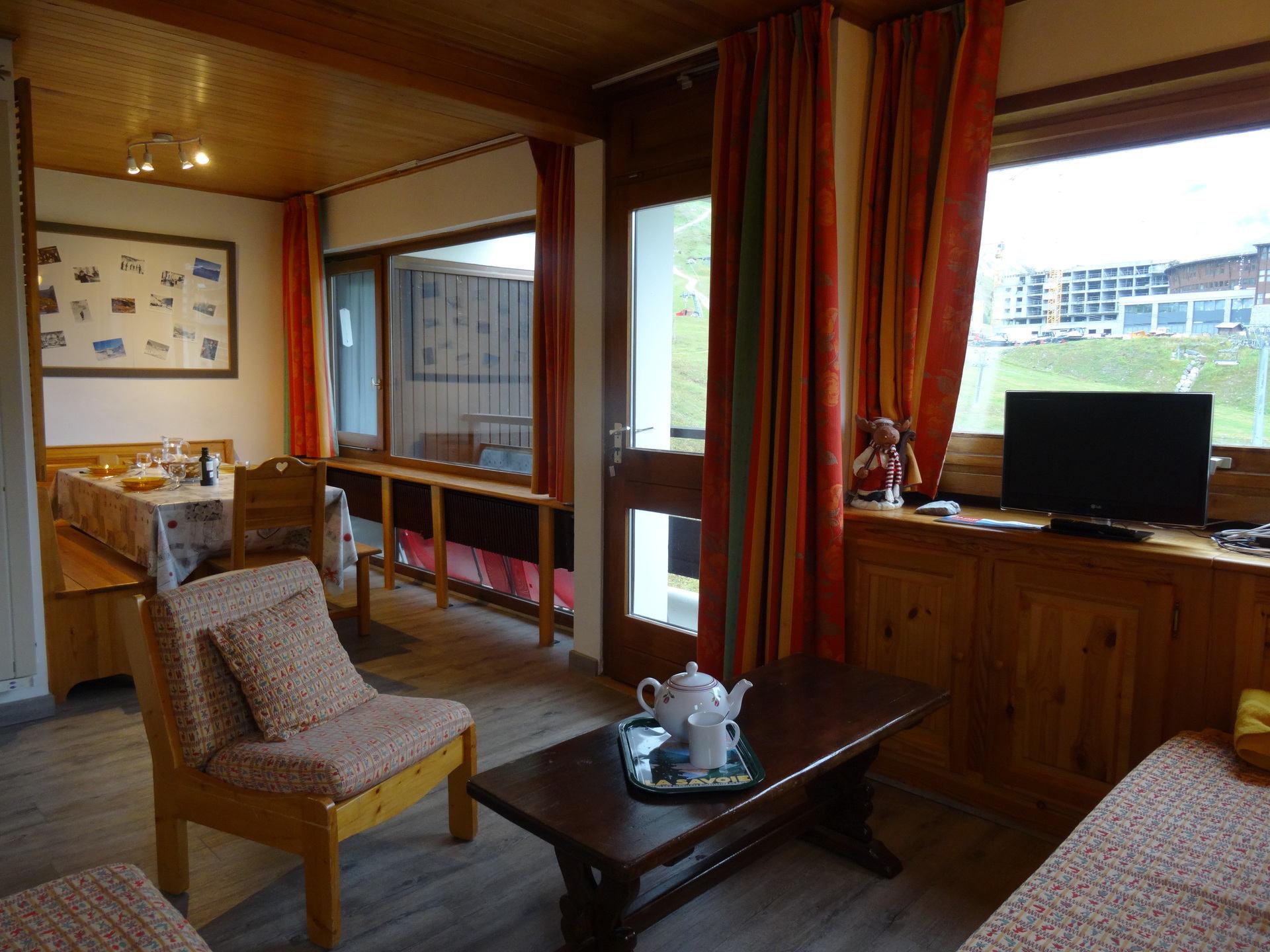 Appartement 2 pièces 6 personnes à Tignes proche...