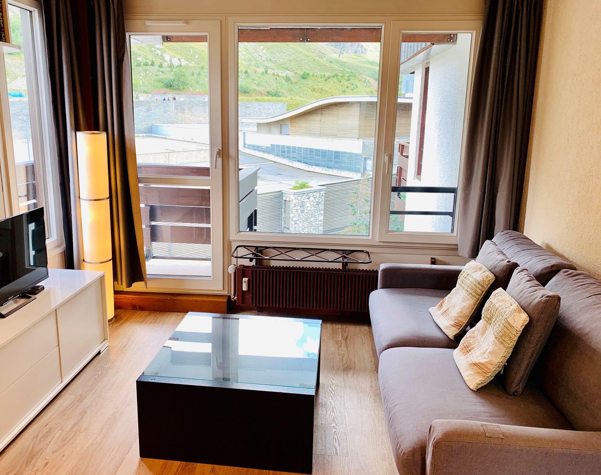 2 rooms apartment for 4 persons in Tignes close...
