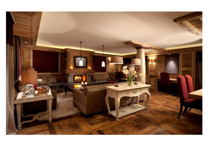 Chalet high standing 10 persons in Meribel...