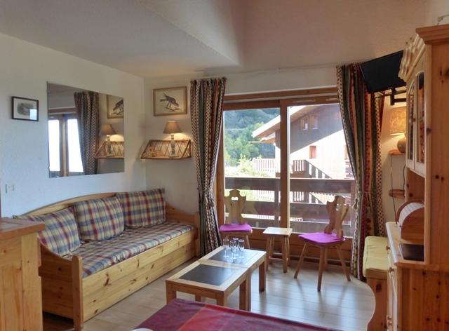 Appartement 3 pièces pour 8 personnes à Meribel...