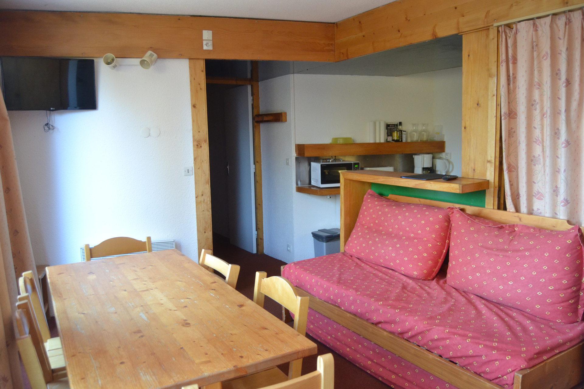 Appartement 3 pièces pour 7 personnes, proche...