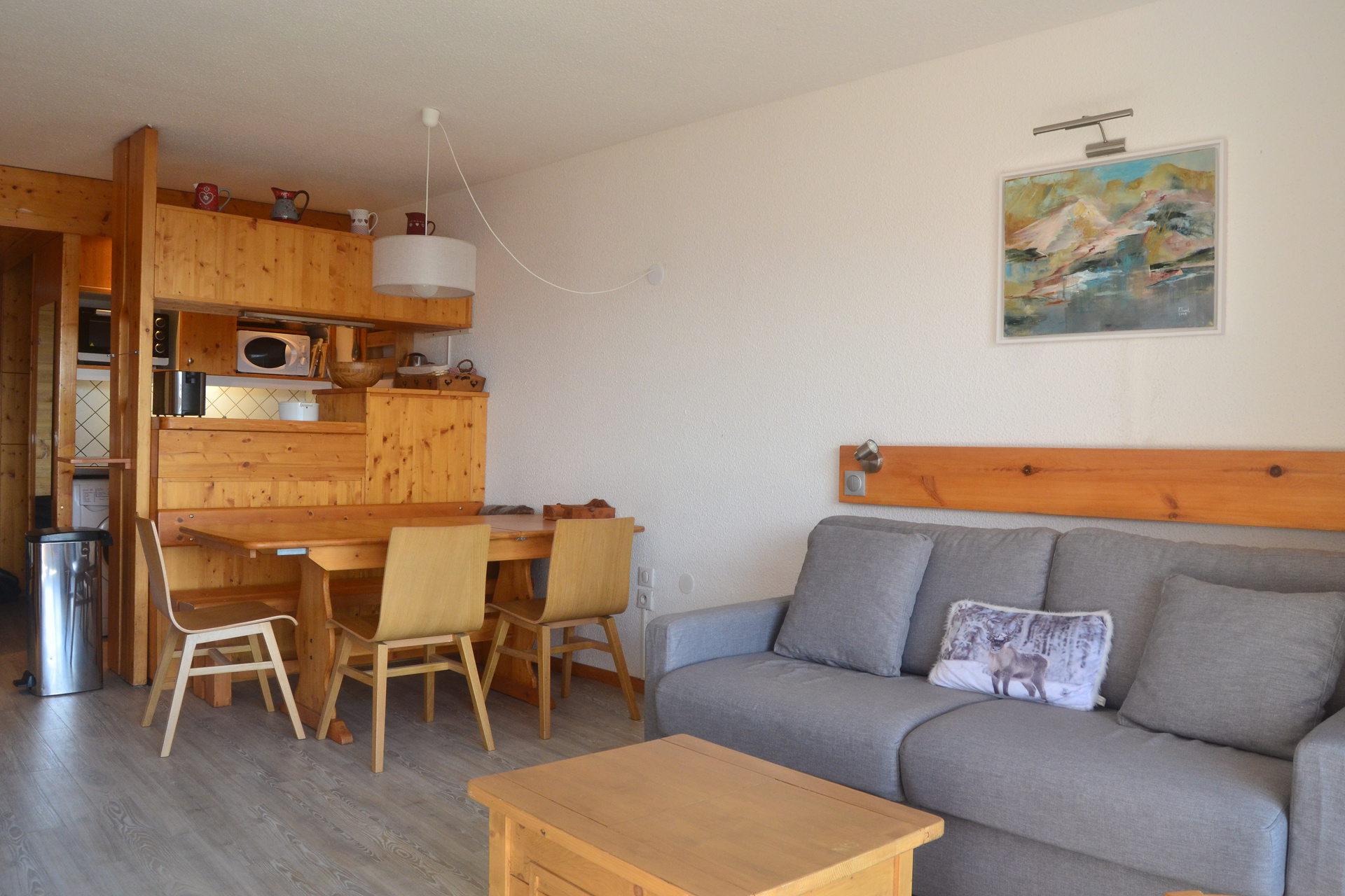 Appartement 2 pièces 6 personnes, lumineux avec...