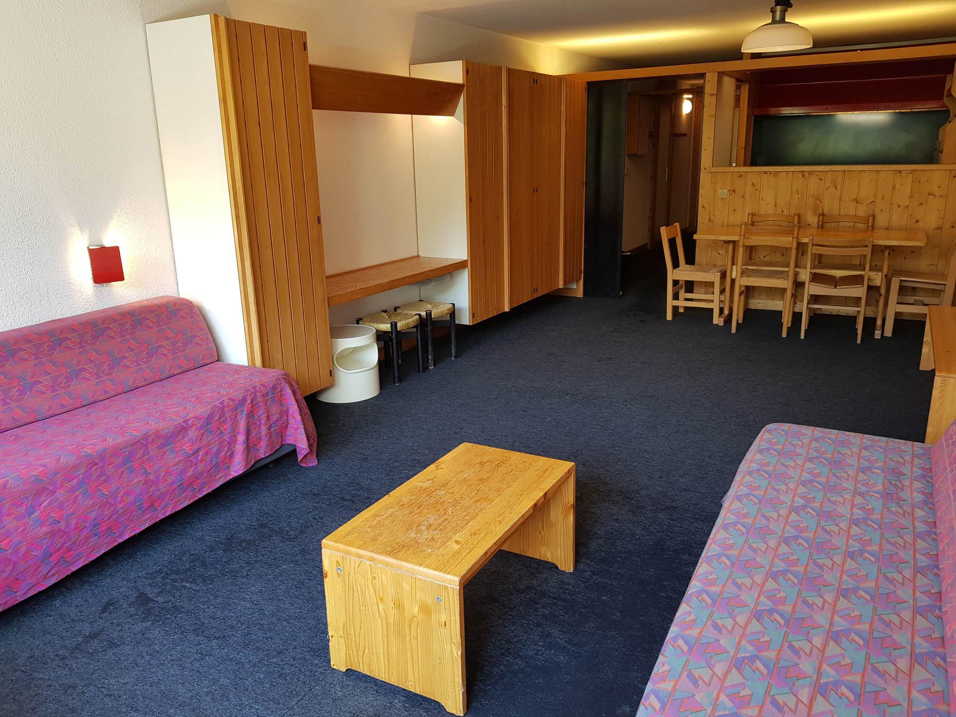 Appartement 3 pièces 7 personnes à Arc 1600 en...