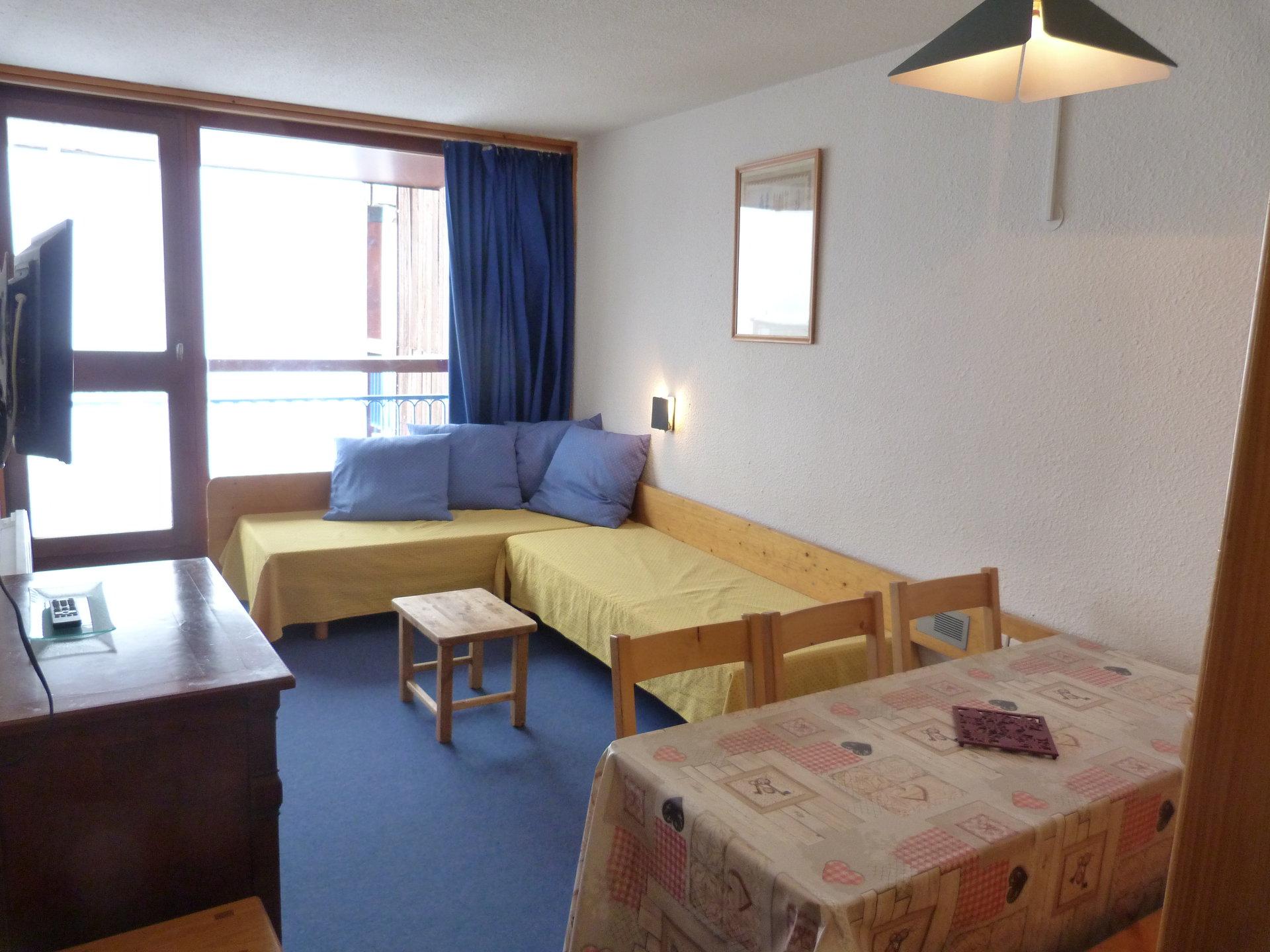 Appartement 2 pièces 6 personnes à Arc 1800...