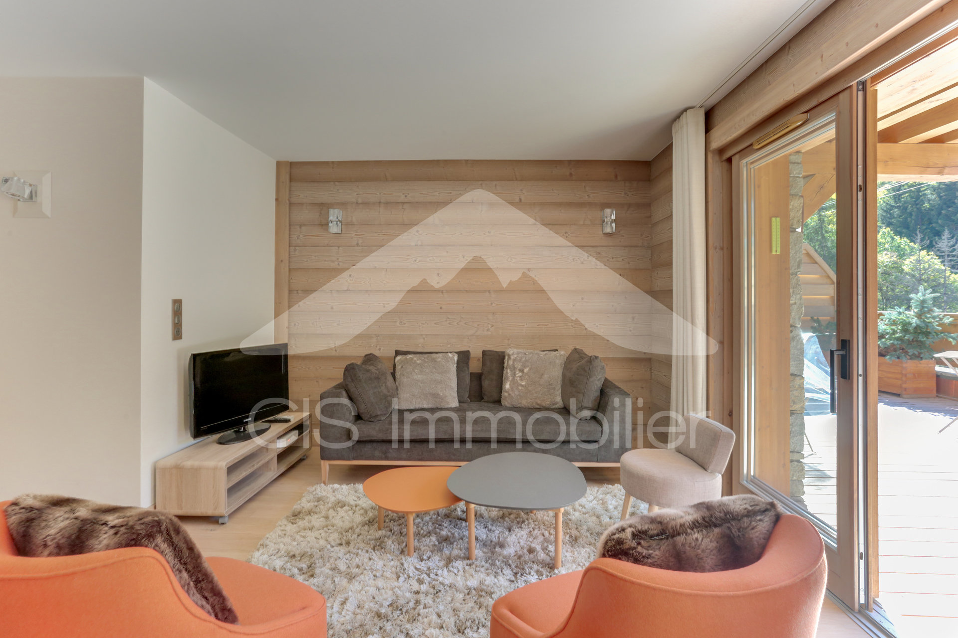 Luxury 3/4 rooms apartment completly new in the...