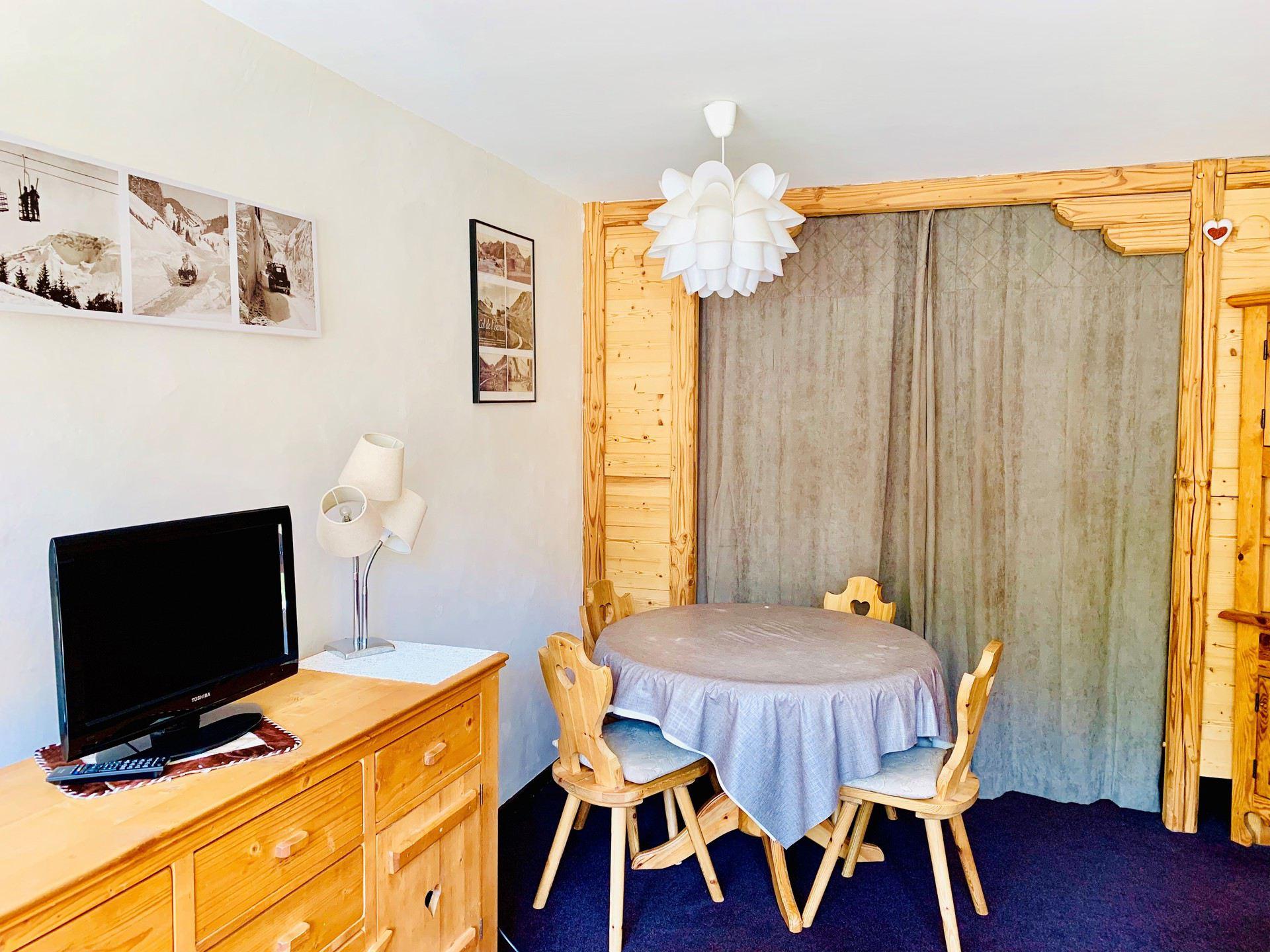Agréable studio pour 4 personnes, situé à Val...