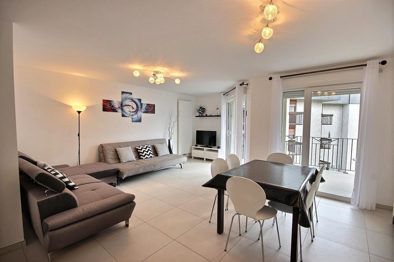 Appartement entièrement neuf, lumineux et...