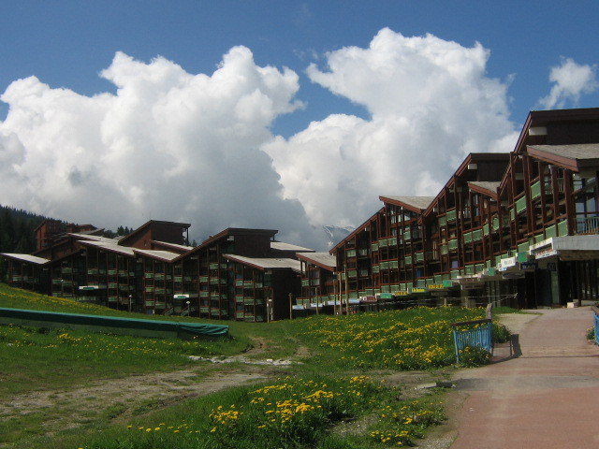 Appartements Tournavelles