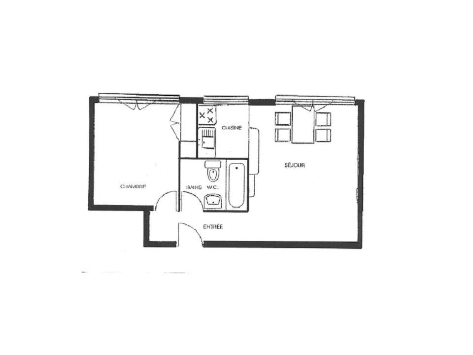 Appartements Plandevin